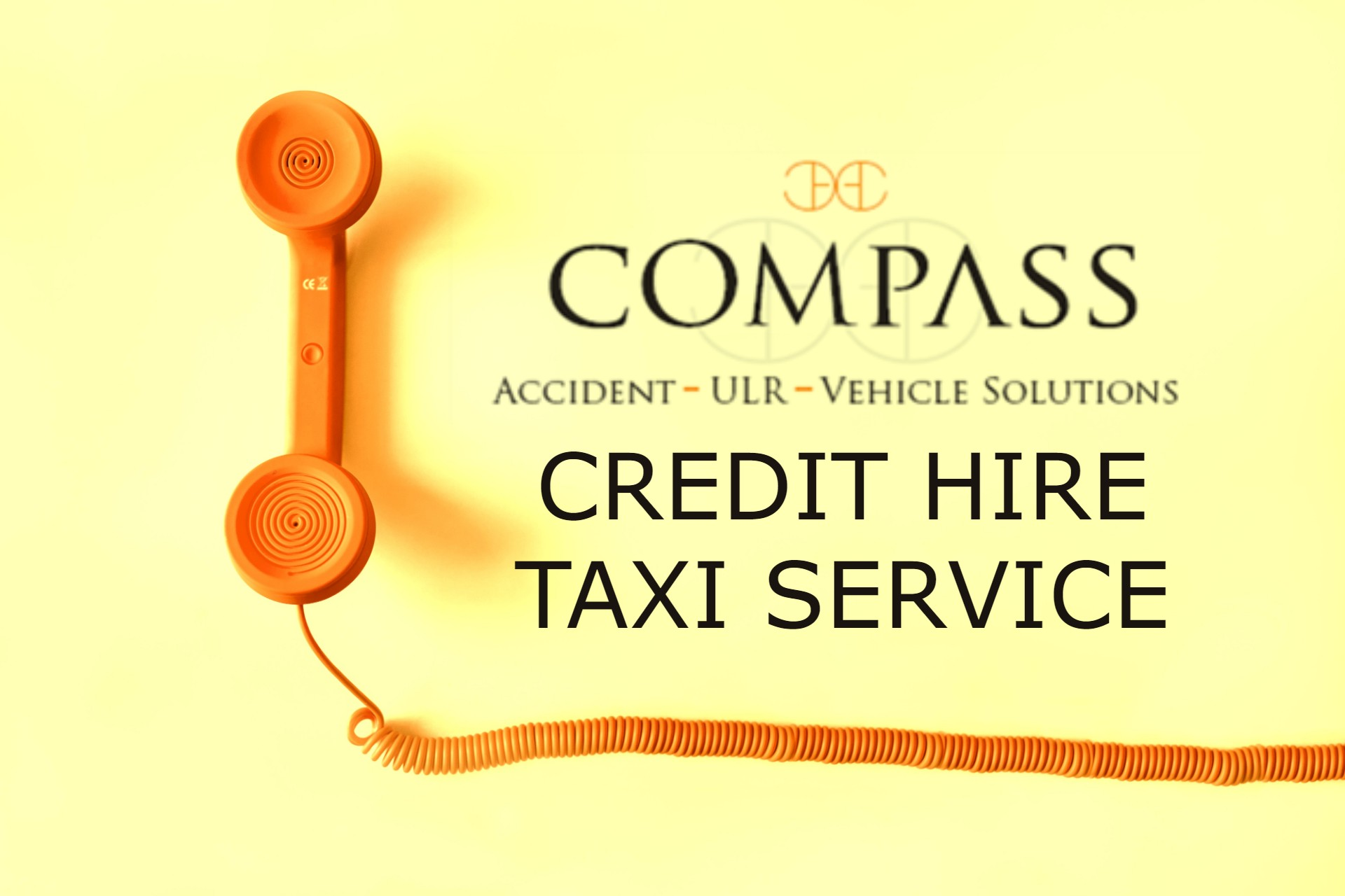 Credit hire taxi companies replacement taxi after non fault accident, taxi credit hire